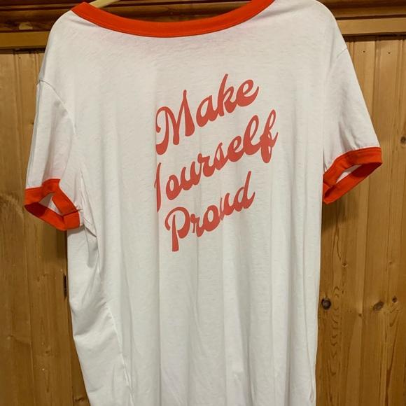 e8e2de319 LuLaRoe Tops | Liv Shirt Make Yourself Proud | Poshmark